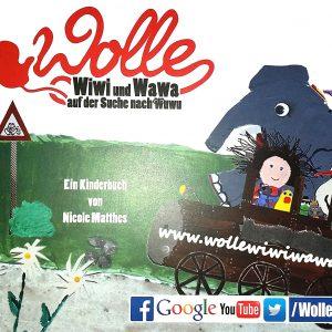 Wolle Wiwi Wawa Kinderbuch