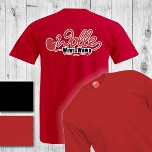 Wolle Wiwi Wawa T-Shirt (Printkings)